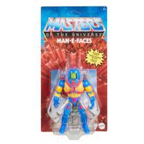 Boneco masters of the universe origins - motu - multi-faces - 14 cm - inimigo do he-man - Mattel