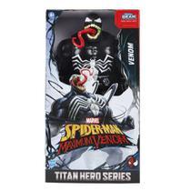 Boneco Maximum Venom Homem-Aranha Titan Hero - E8684 - Hasbro -