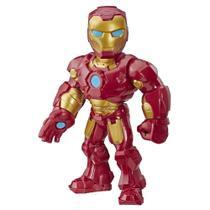 Boneco Mega Mighties Adventures - Homem de Ferro - Hasbro -