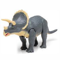 Boneco Megassauro - Triceratops - DTC -