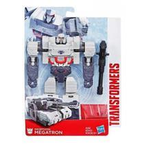 Boneco megatron transformers cyberverse hasbro -