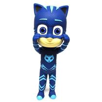 Boneco Menino Gato 30cm Articulado - Pj Masks - Dtc