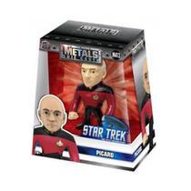 Boneco Metal Die Cast Star Trek Picard - M413 - Gama ud