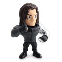 Boneco Metal DTC 10 Cm Guerra Civil - Soldado Invernal - Avengers - marvel