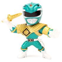 Boneco Metal DTC 10 cm Power Ranger - Green Ranger - Power rangers - classic