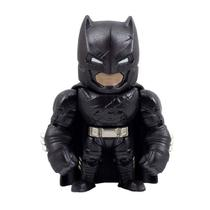 "Boneco Metals Figure 4"" DC Batman vs Superman - Batman com Armadura - DTC -"