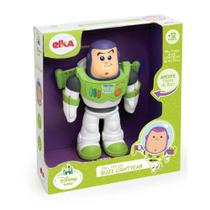 Boneco Meu Amigo Buzz Lightyear Toy Story 1042 - Elka -