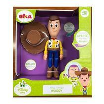 Boneco Meu Amigo Woody Articulado Disney Toy Story - Elka -