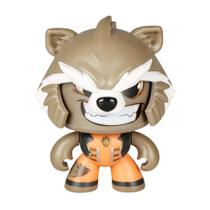 Boneco Mighty Muggs Marvel Rocket Raccoon - Hasbro