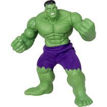 Boneco Mimo Comics Marvel Vingadores - Gigante 45 cm de Altura - Hulk -