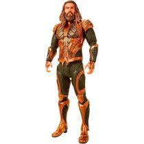 Boneco Mimo Premium Liga da Justiça - Gigante 49 cm de Altura - Aquaman -