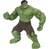 Boneco Mimo Premium Marvel Vingadores - Gigante 53 cm de Altura - Hulk -