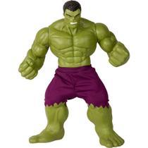 Boneco Mimo Revolution Marvel Vingadores - Gigante 45 cm de Altura - Hulk -