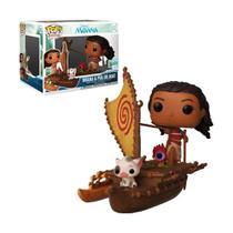 Boneco Moana & Pua on Boat 62 Disney Moana (Limited Edition) - Funko Pop! -