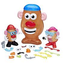 Boneco Mr. Potato Head - Playskool - Baú Divertido - Hasbro -