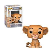 Boneco Nala 497 Disney - Funko Pop! -