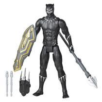 Boneco pantera negra acessorios titan blast gear - hasbro -