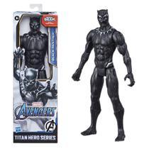 Boneco Pantera Negra Titan Hero Blast Gear E7876 - Hasbro -