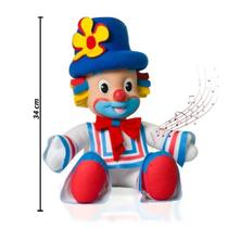 Boneco Patati Patatá Com Som Patati 34 Cm - Baby Brink -