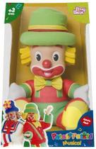 Boneco patati patata musical macio - patata - baby brink -