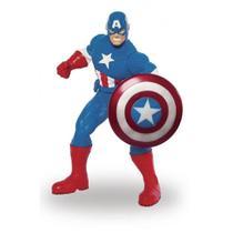 Boneco personagem capitao america avengers 55cm mimo 563 -