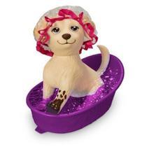 Boneco Pet Da Barbie Com Sujeira Na Pata +3 Anos - Mattel Pupee -