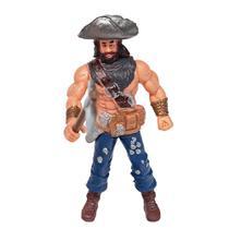 Boneco Piratas dos Sete Mares - Sem Camisa - Buba -