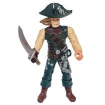 Boneco Piratas dos Sete Mares - Verde - Buba -