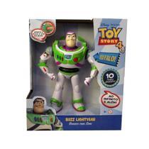 Boneco plast buzz lightyear com som toy sory/ 6pc - Toyng