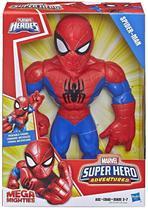 Boneco Playskool Heroes Mega Mighties Homem Aranha E4132 - Hasbro