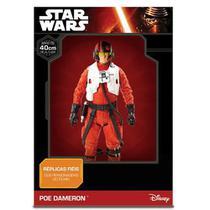 Boneco Poe Dameron -  Premium - 40 cm - Disney - Star Wars - Mimo -