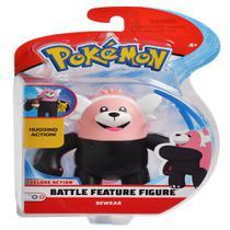 Boneco Pokemon Bewaear -DTC - Wct -dtc
