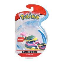 Boneco Pokémon Muk De Alola 7cm - Dtc -