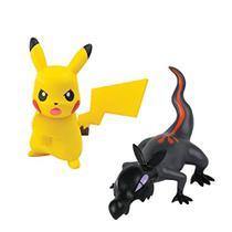 Boneco Pokemon - Pikachu vs Salandit - Tomy -