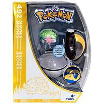 Boneco Pokémon Shaymin 20º Aniversário + Ultra Ball - Tomy -