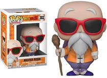 Boneco Pop Funko Dragon Ball Z Mestre Roshi
