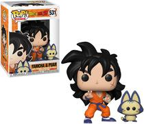 Boneco Pop Funko Dragon Ball Z Yamcha Puar