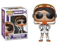 Boneco POP! Funko Fortnite Moonwalker  434