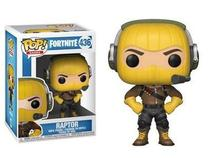 Boneco POP! Funko Fortnite Raptor  436