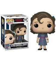 Boneco POP! Funko Stranger Things - Eleven Snowball Dance  717