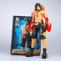 Boneco Portgas D Ace 26cm - Master Stars - One Piece Bandai -