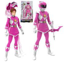 Boneco Power Rangers - Pink Ranger Rosa 30cm Morphin- Hasbro -