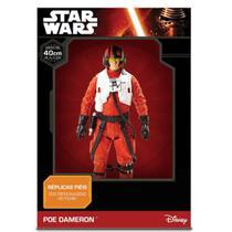 Boneco Premium 40 cm - Disney Star Wars - Poe Dameron - Mimo -