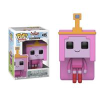 Boneco Princesa Jujuba 415 Adventure Time Minecraft - Funko Pop! -