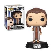 Boneco Princess Leia 362 Star Wars - Funko Pop! -