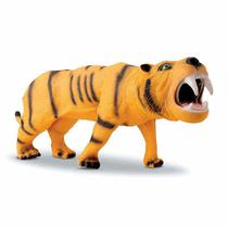 Boneco Real Animals Tigre 506 Bee Toys -