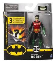 Boneco Robin Verde Dc Figuras Surpresa Brinquedos Infantil - Sunny