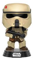 Boneco Scarif Stormtrooper - Star Wars Rogue One Funko Pop -