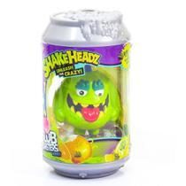 Boneco Shakeheadz Monstros Malucos - Verde - DTC -
