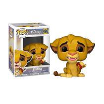 Boneco Simba 496 Disney Simba - Funko Pop! -
